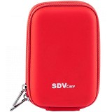 SDV Camera Pouch [SDV-7023] - Red - Camera Compact Pouch